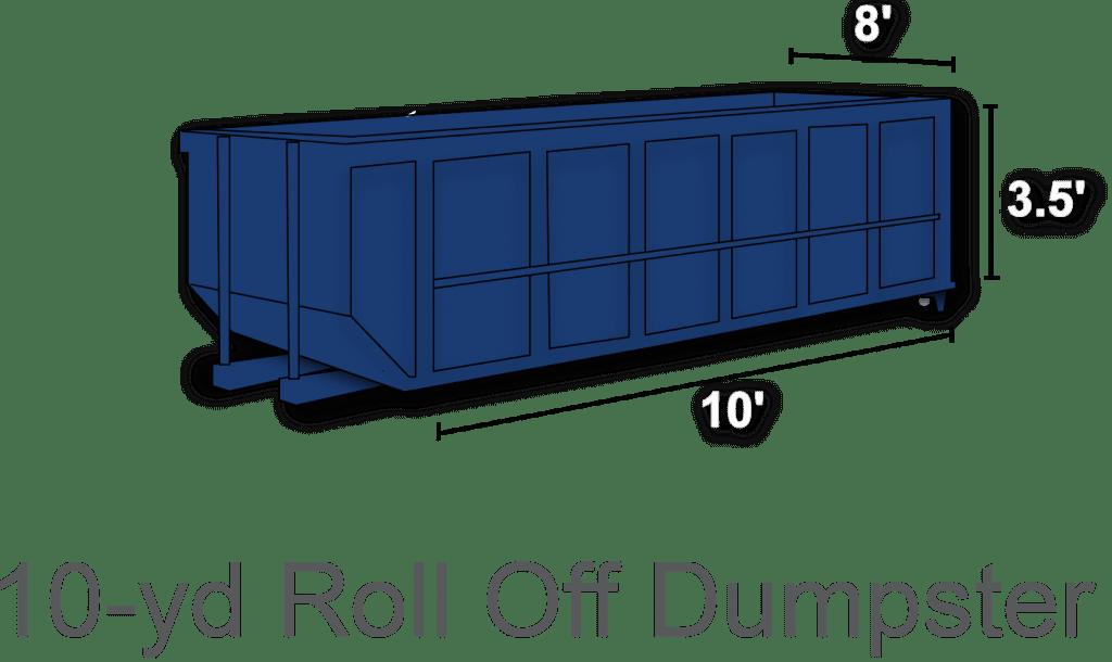 10 yard dumpster charlotte nc