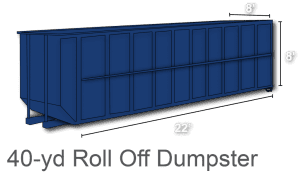 40 yard dumpster charlotte nc