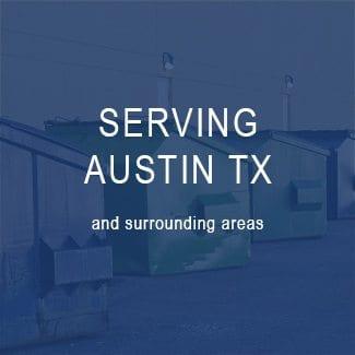 Dumpster Rentals Austin, TX