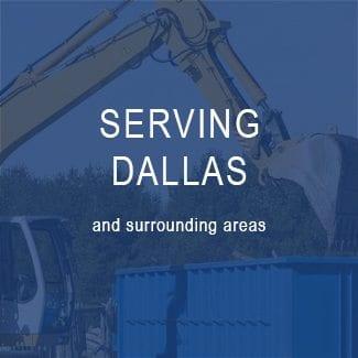 Dumpster Rentals Dallas, Texas