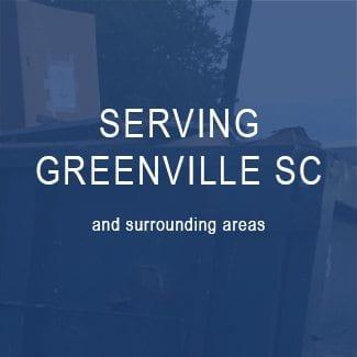 dumpster rentals greenville, sc