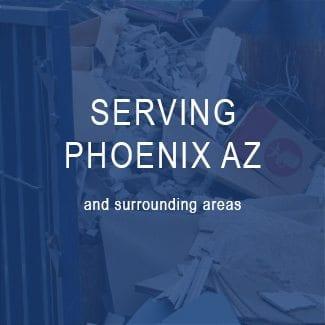 dumpster rentals phoenix, az