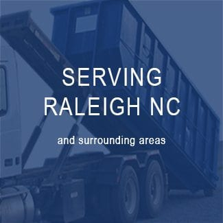 Dumpster Rental Raleigh North Carolina