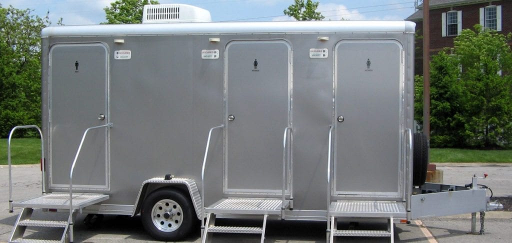 Portable Restroom Rentals Affordable Portable Restrooms - Bathroom trailer rentals