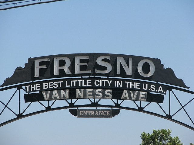Fresno CA The Best Little City in the USA