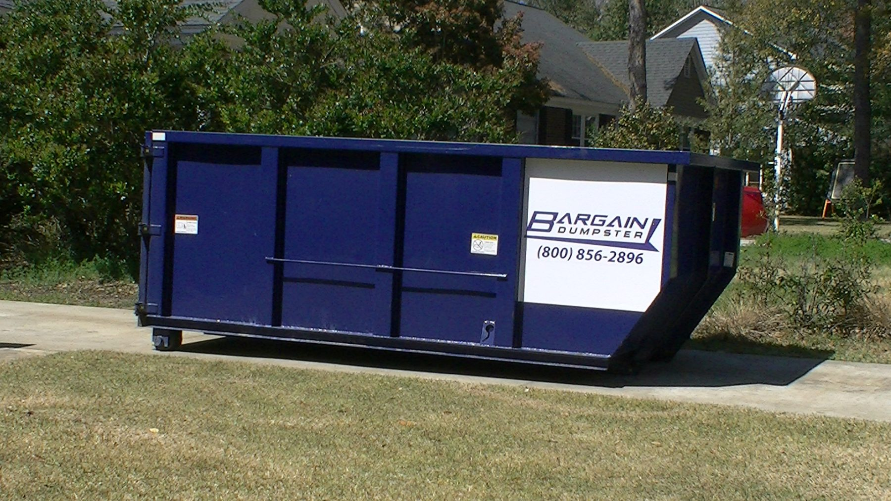 Roll Off Dumpster