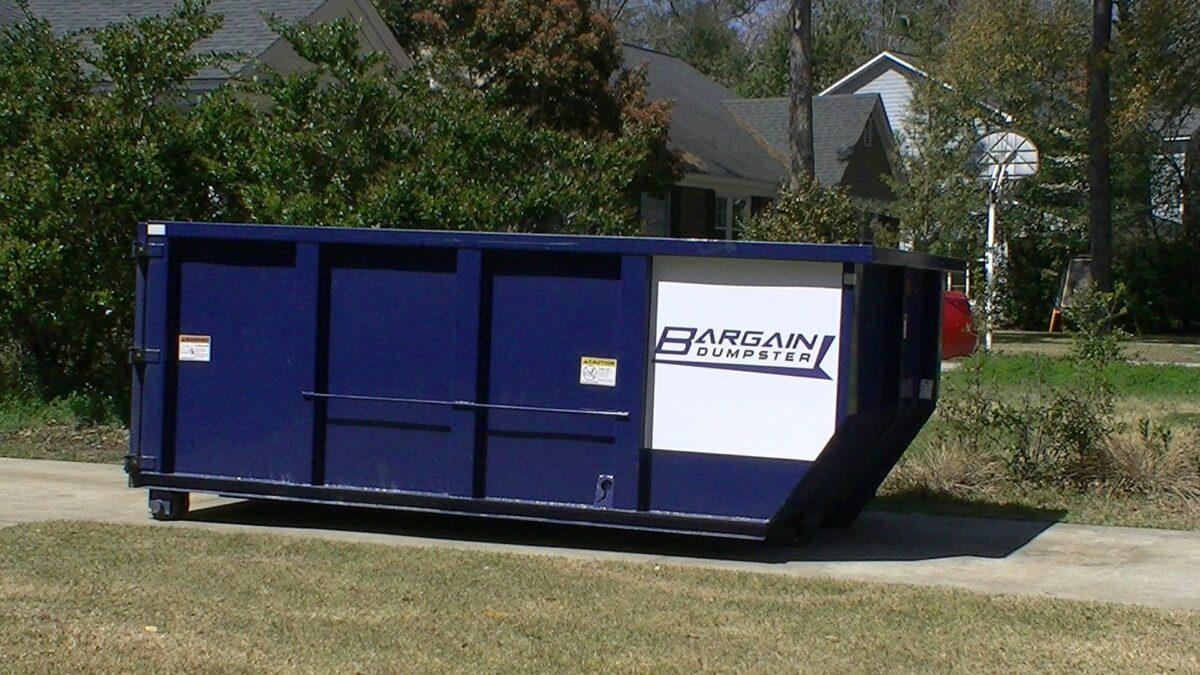 Bargain Dumpster Detroit