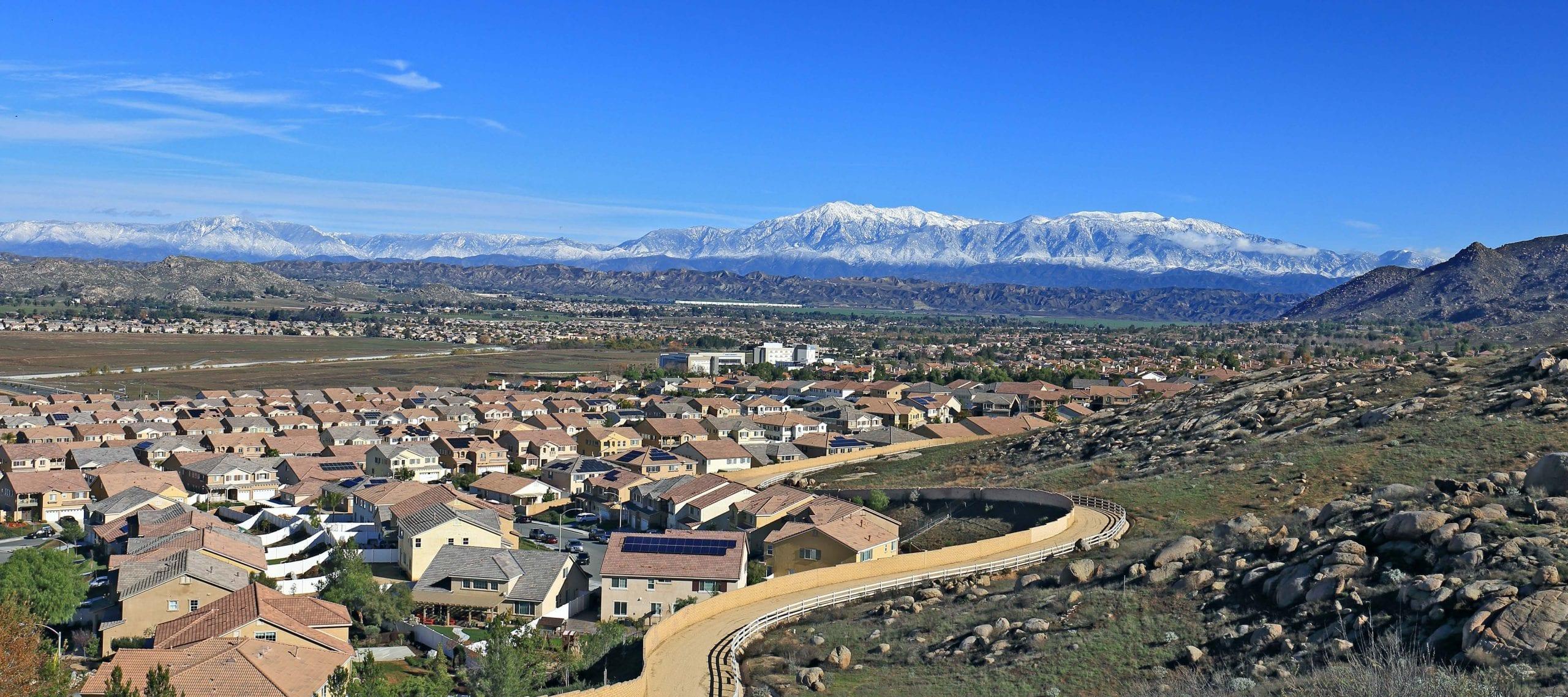 Bargain Dumpster Moreno Valley, CA